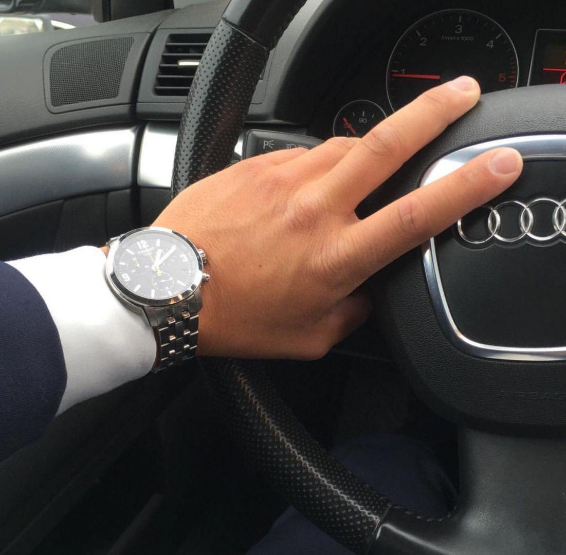 למה גברים עדיין מכורים לשעוני יוקרה