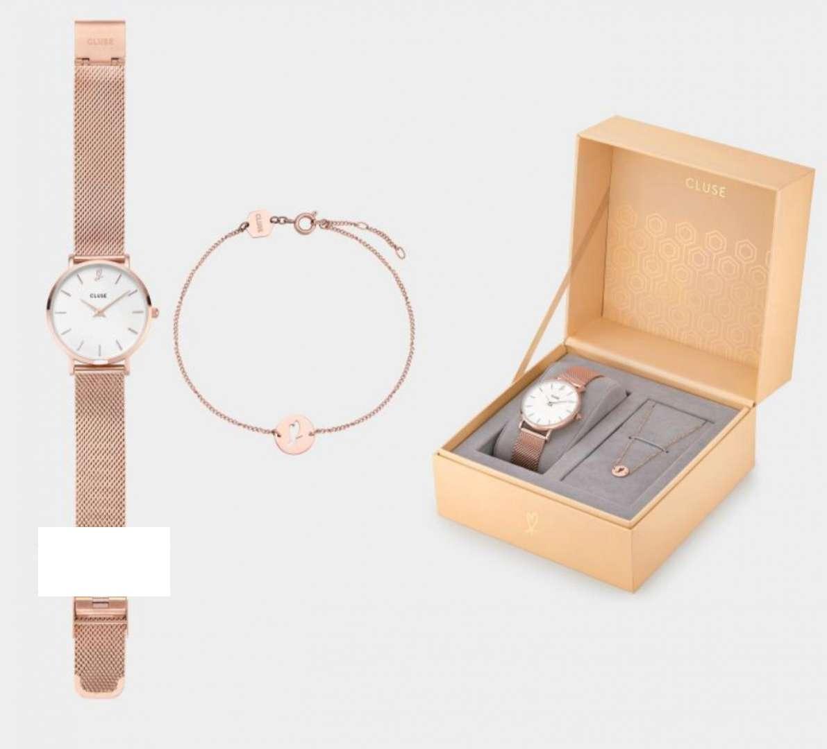 שעון יד אנלוגי cluse clg013 קלוז