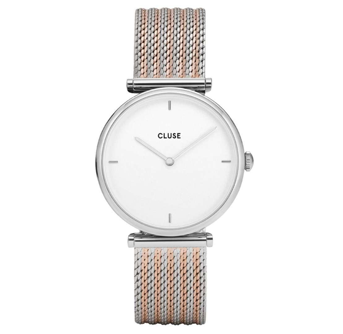 שעון יד אנלוגי cluse cl61001 קלוז