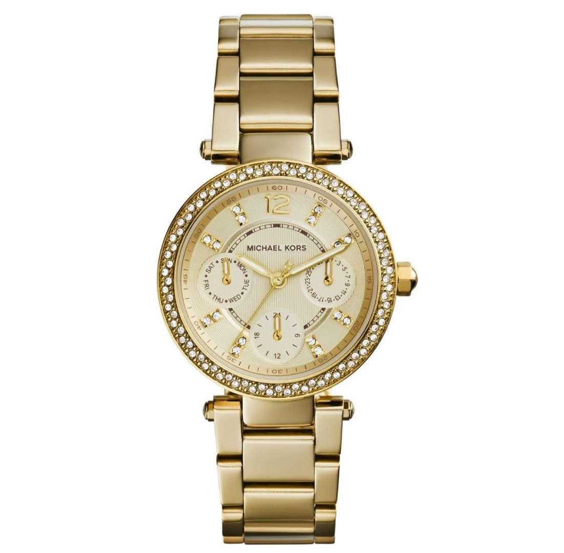 שעון יד אנלוגי לאישה michael kors mk6056 מייקל קורס