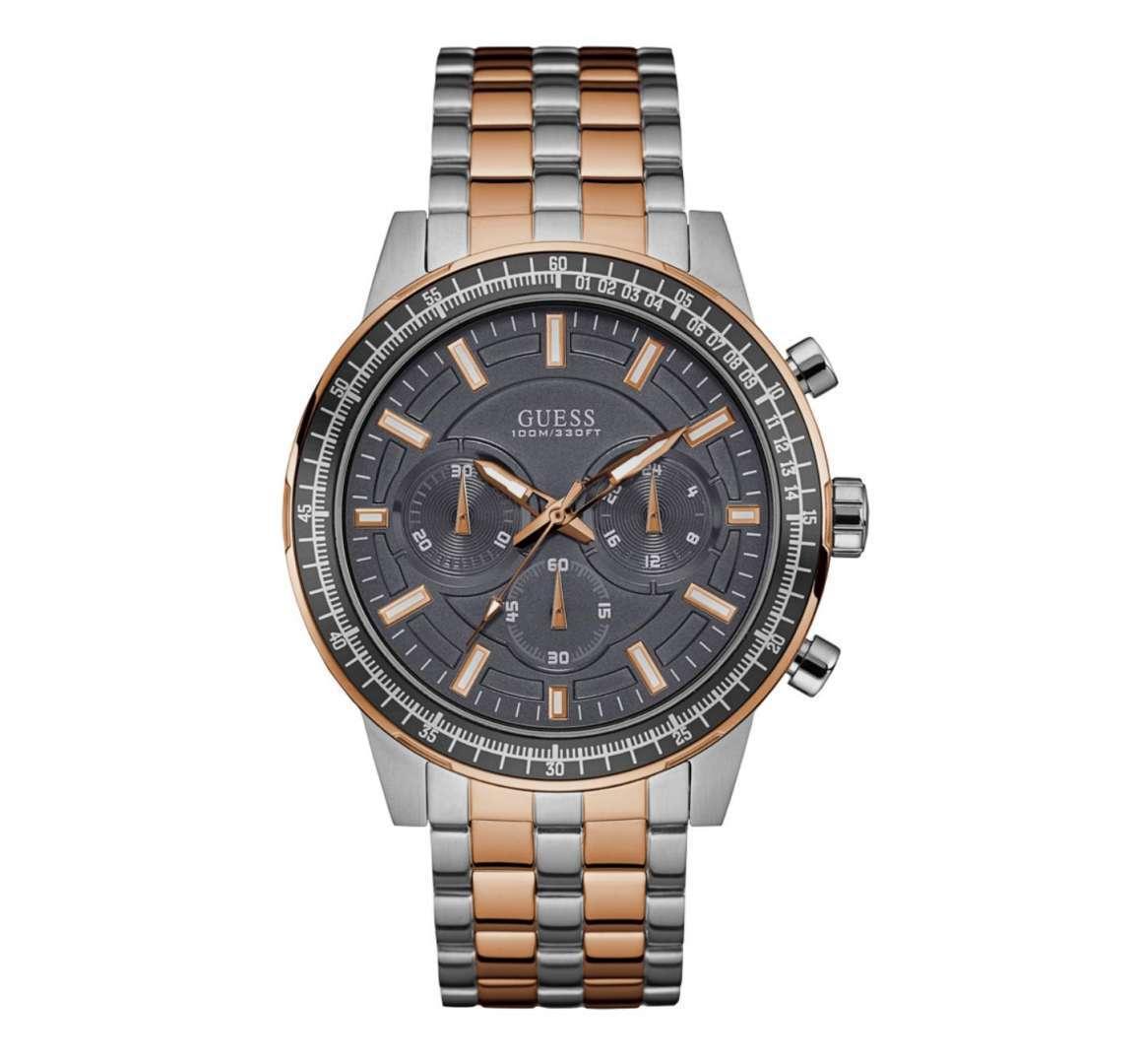 שעון יד אנלוגי דגם: guess W0801G2 גס