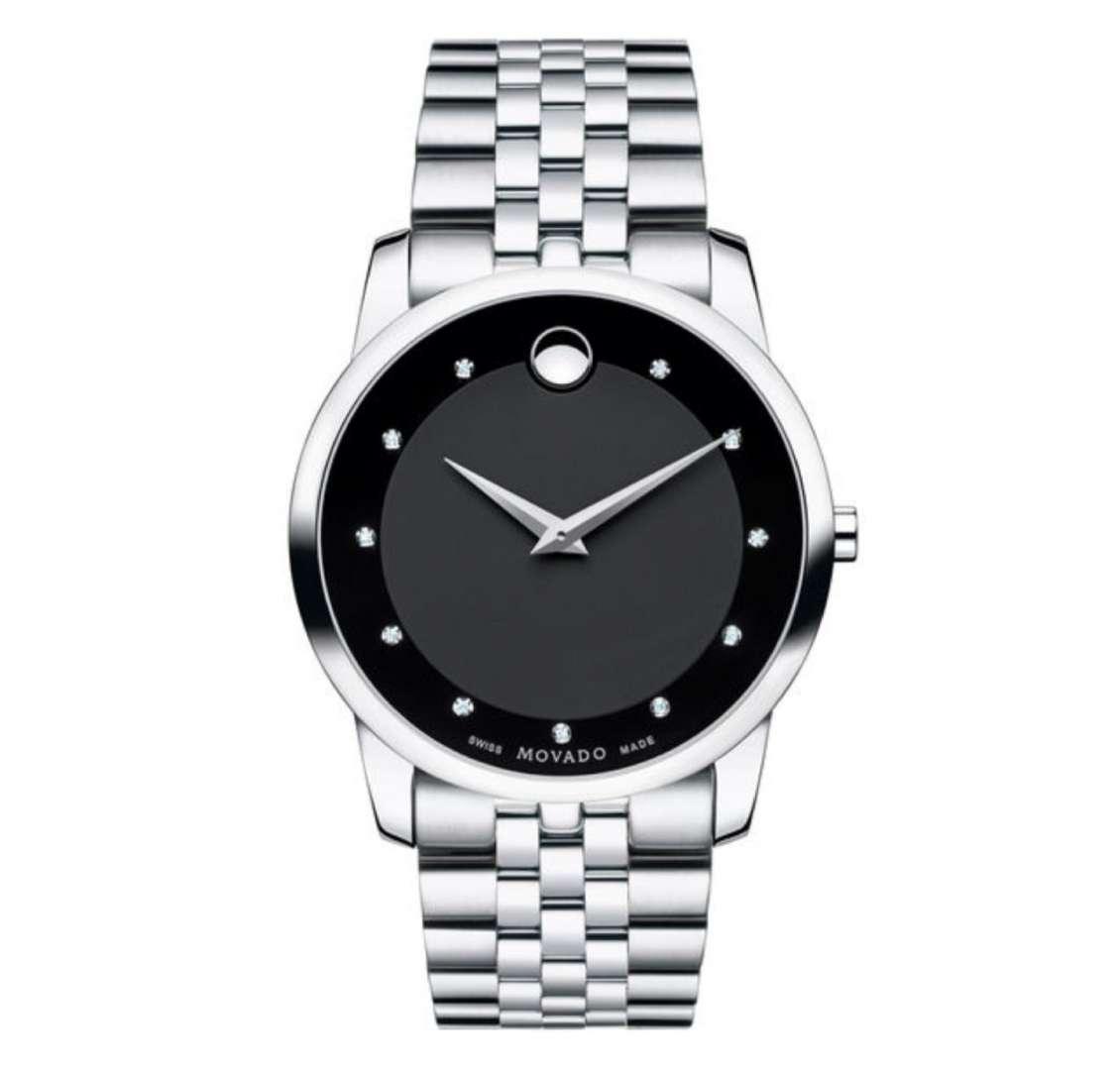 שעון יד אנלוגי 0606878 Movado מובאדו