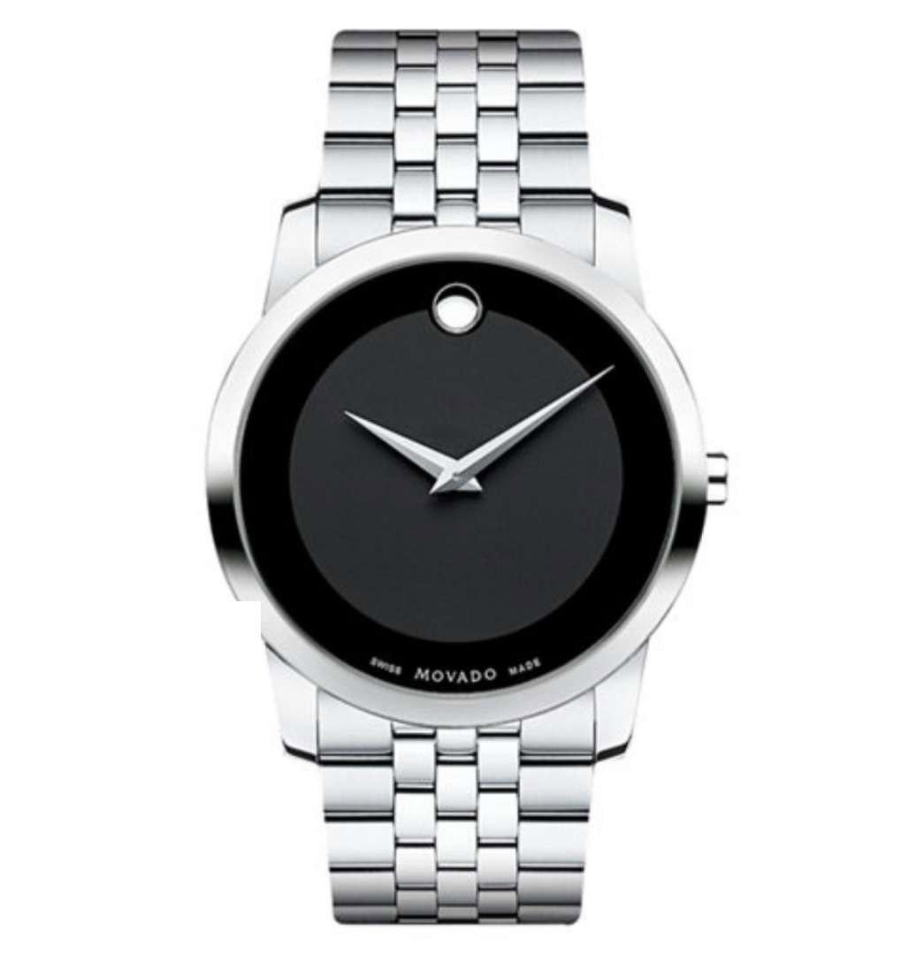 שעון יד אנלוגי 0606504 Movado מובאדו