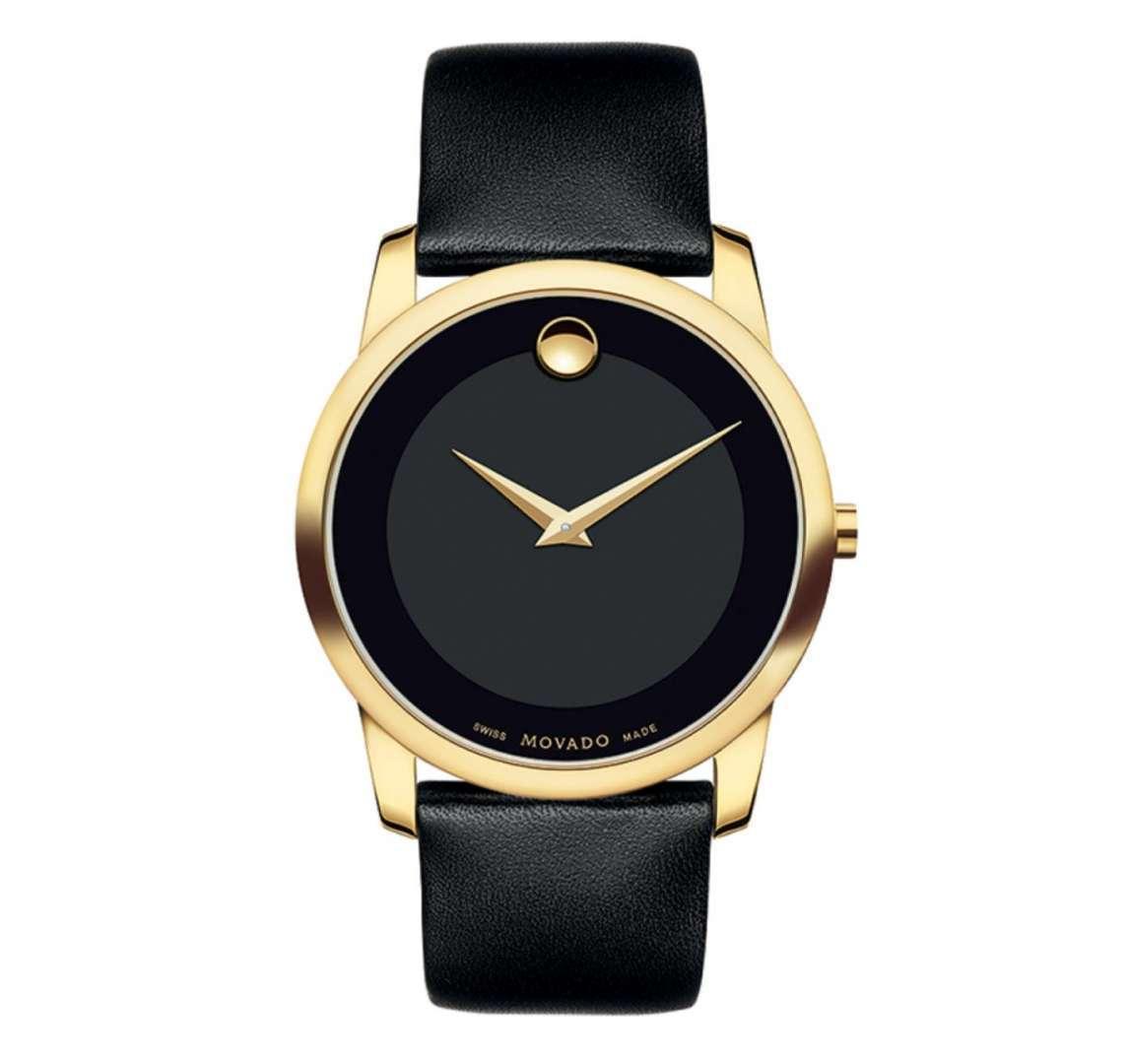 שעון יד אנלוגי 0606876 Movado מובאדו