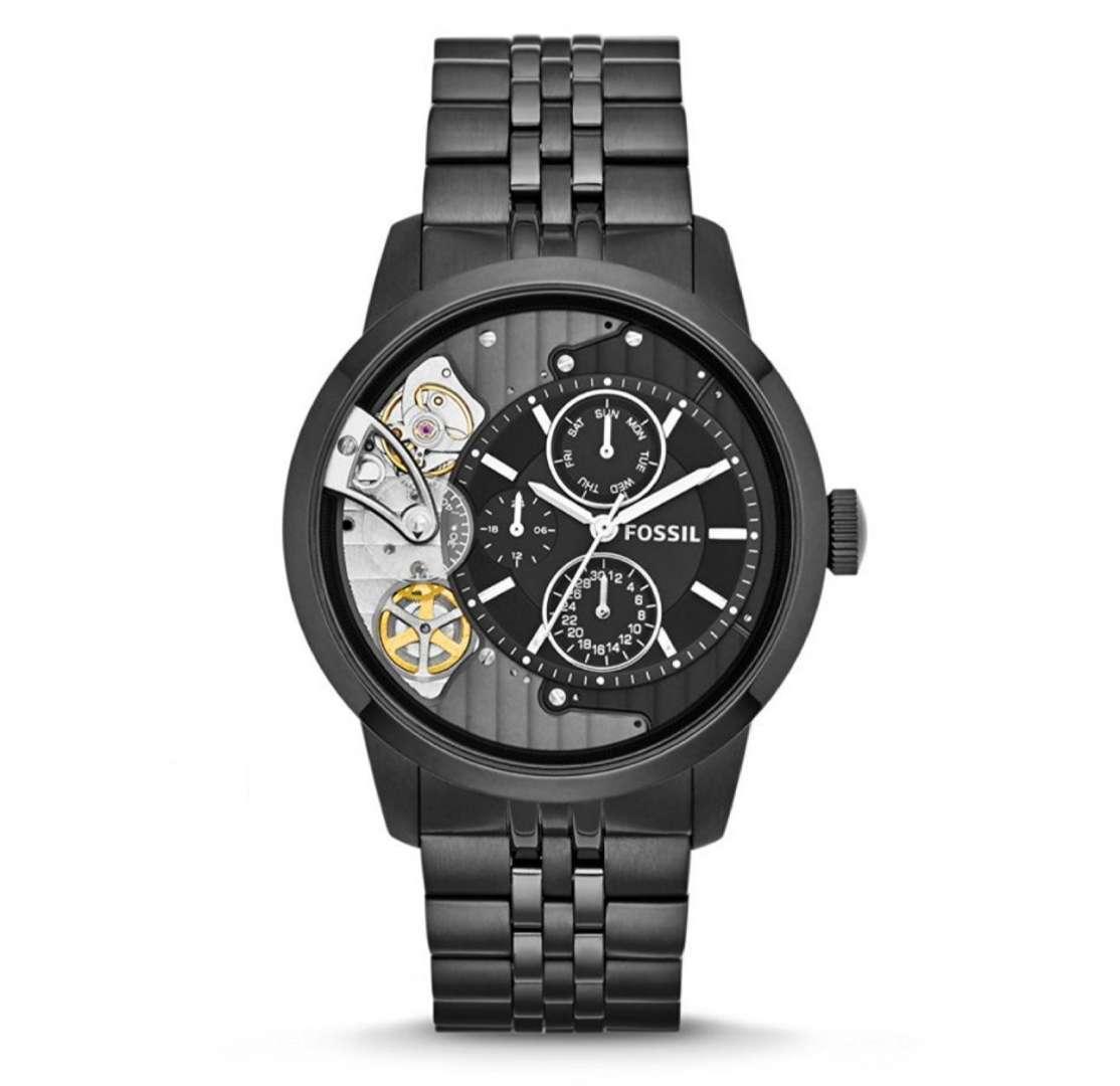 שעון יד אנלוגי fossil me1136 פוסיל