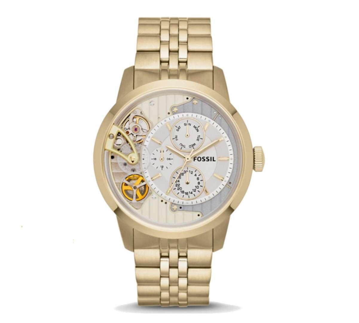 שעון יד אנלוגי fossil me1137 פוסיל