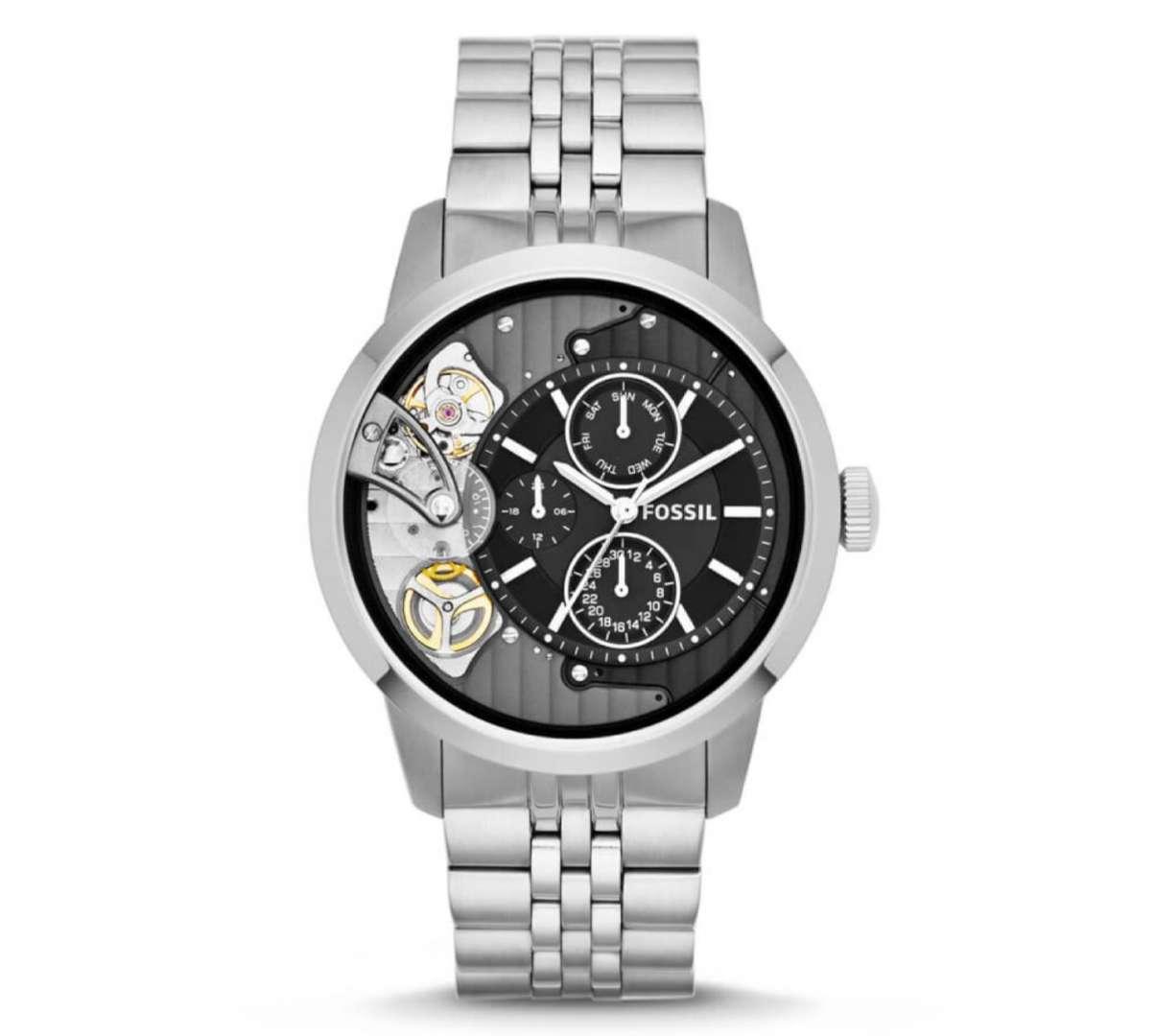 שעון יד אנלוגי fossil me1135 פוסיל