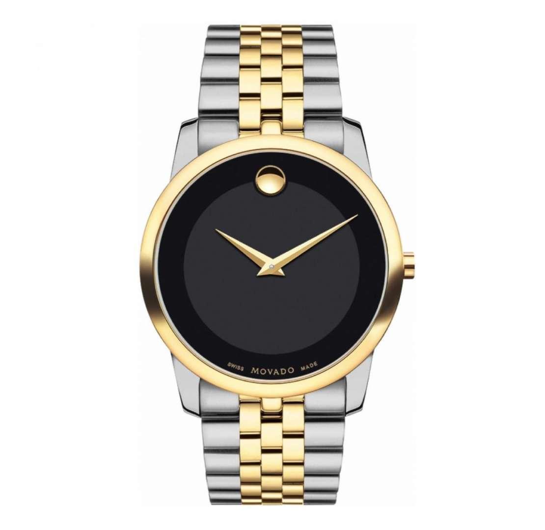 שעון יד אנלוגי 0606899 Movado מובאדו