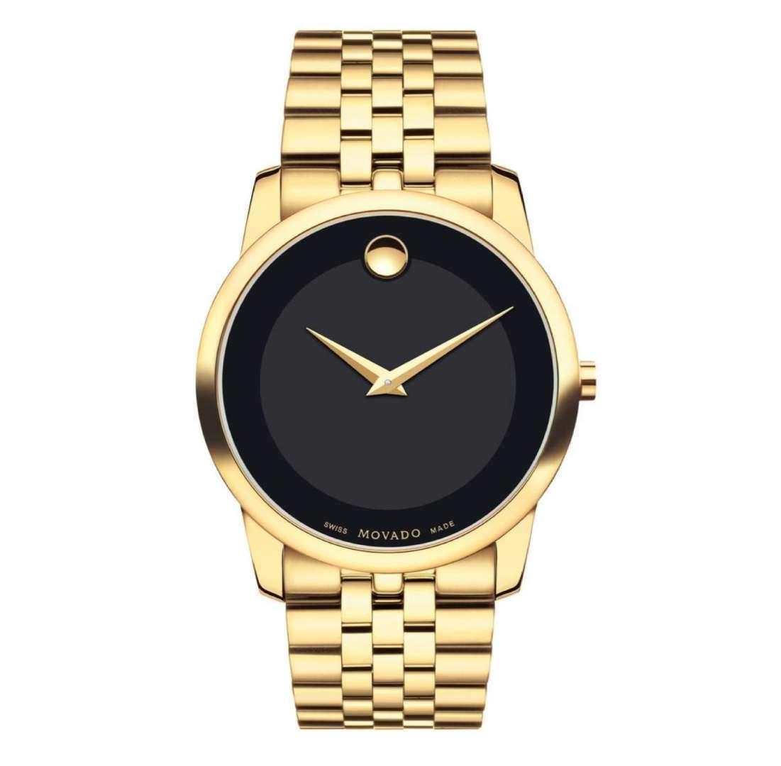 שעון יד אנלוגי 0606997 Movado מובאדו