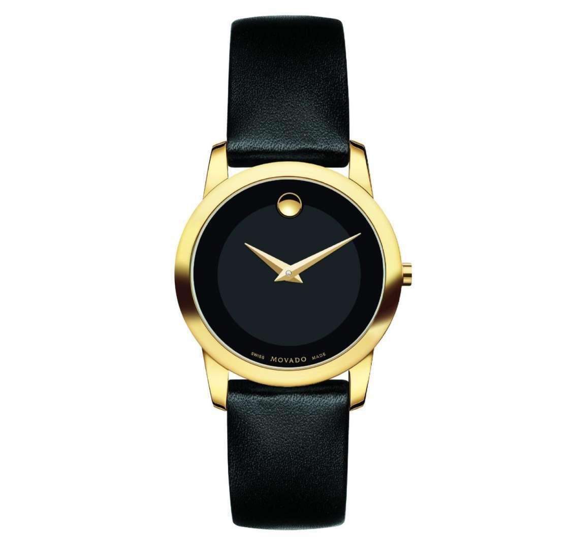 שעון יד אנלוגי 0606877 Movado מובאדו