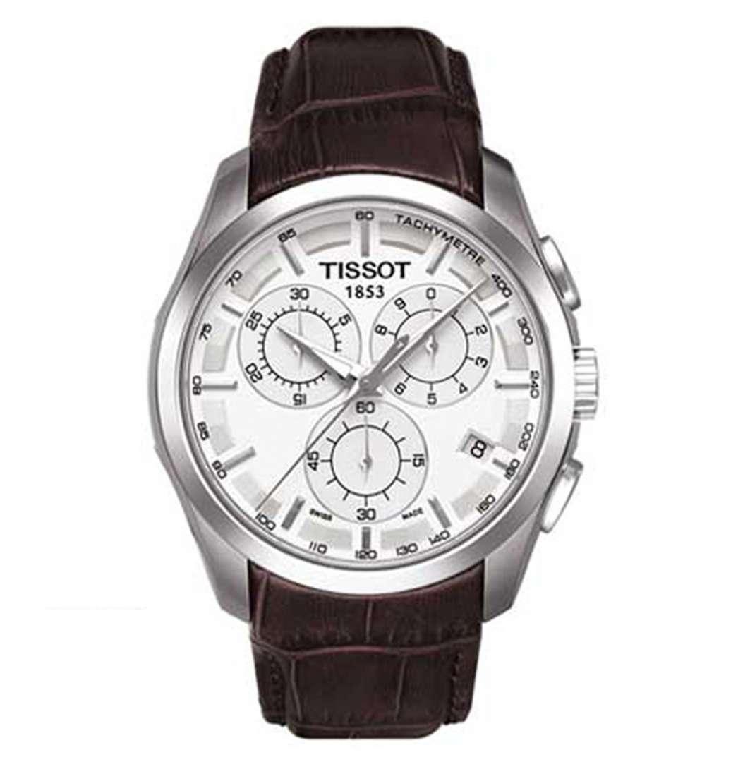 שעון יד אנלוגי tissot t035.617.16.031.00 טיסו