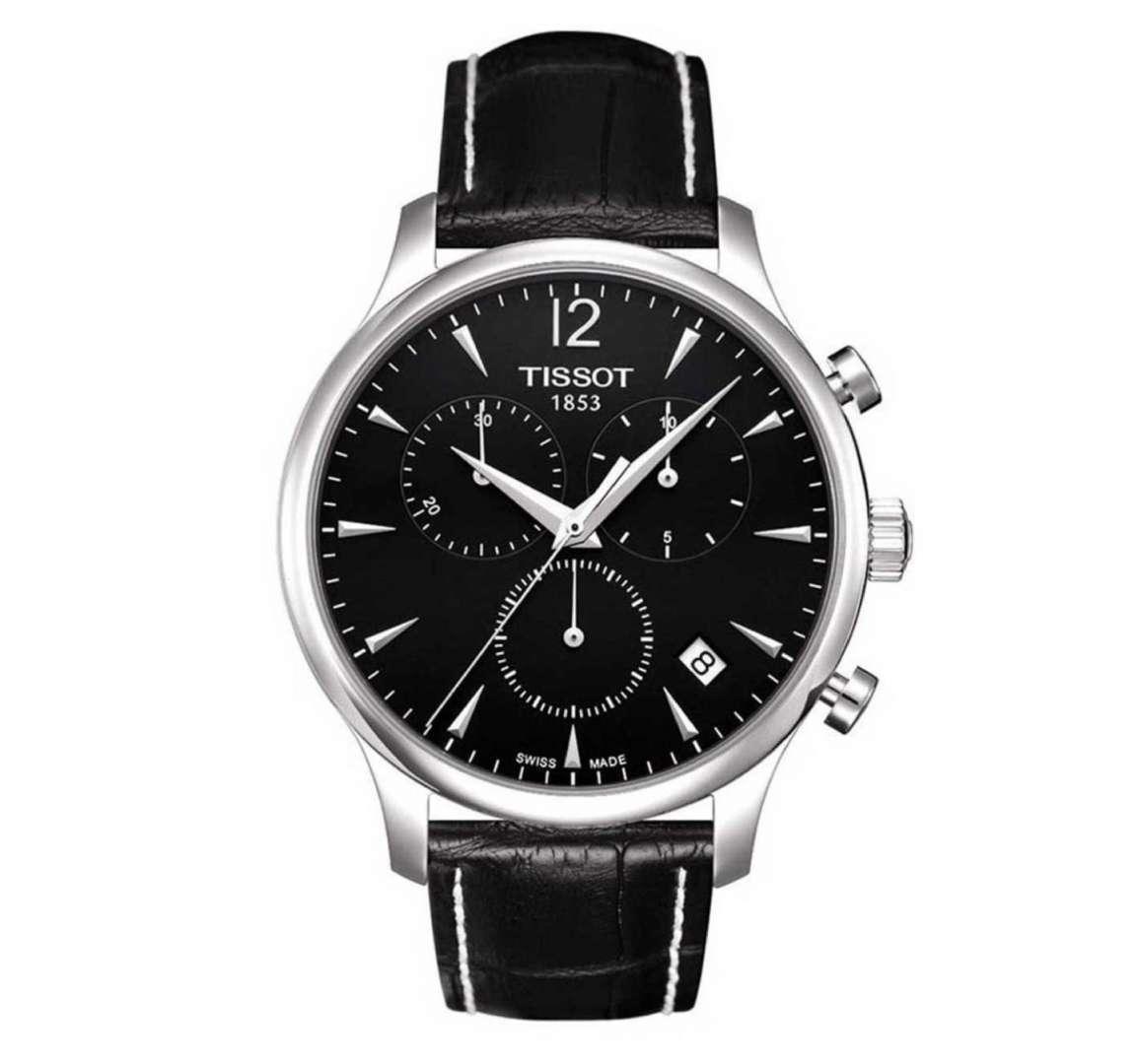 שעון יד אנלוגי tissot t063.617.16.057.00 טיסו