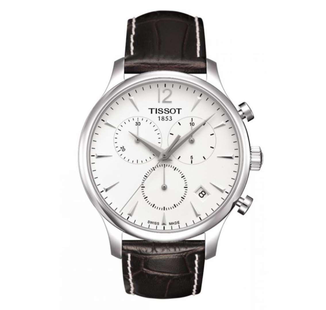 שעון יד אנלוגי tissot t063.617.16.037.00 טיסו