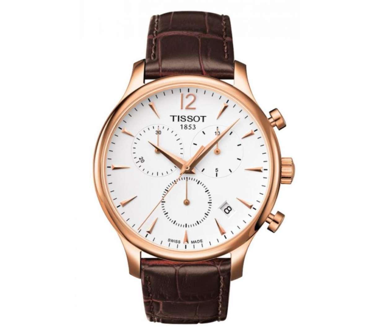 שעון יד אנלוגי tissot t063.617.36.037.00 טיסו
