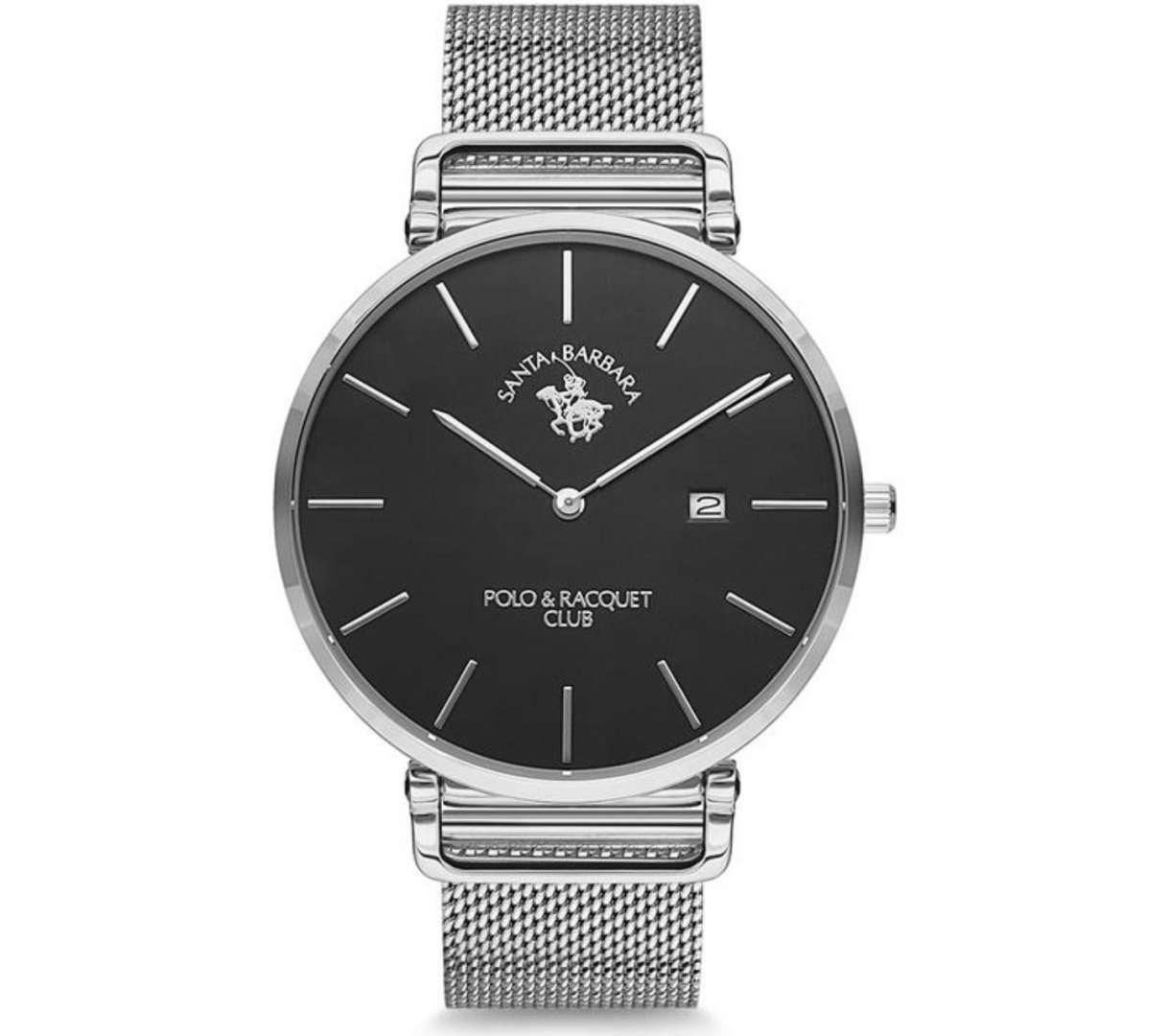 שעון יד אנלוגי santa barbara polo sb.10.1131.4 סנטה ברברה פולו קלאב