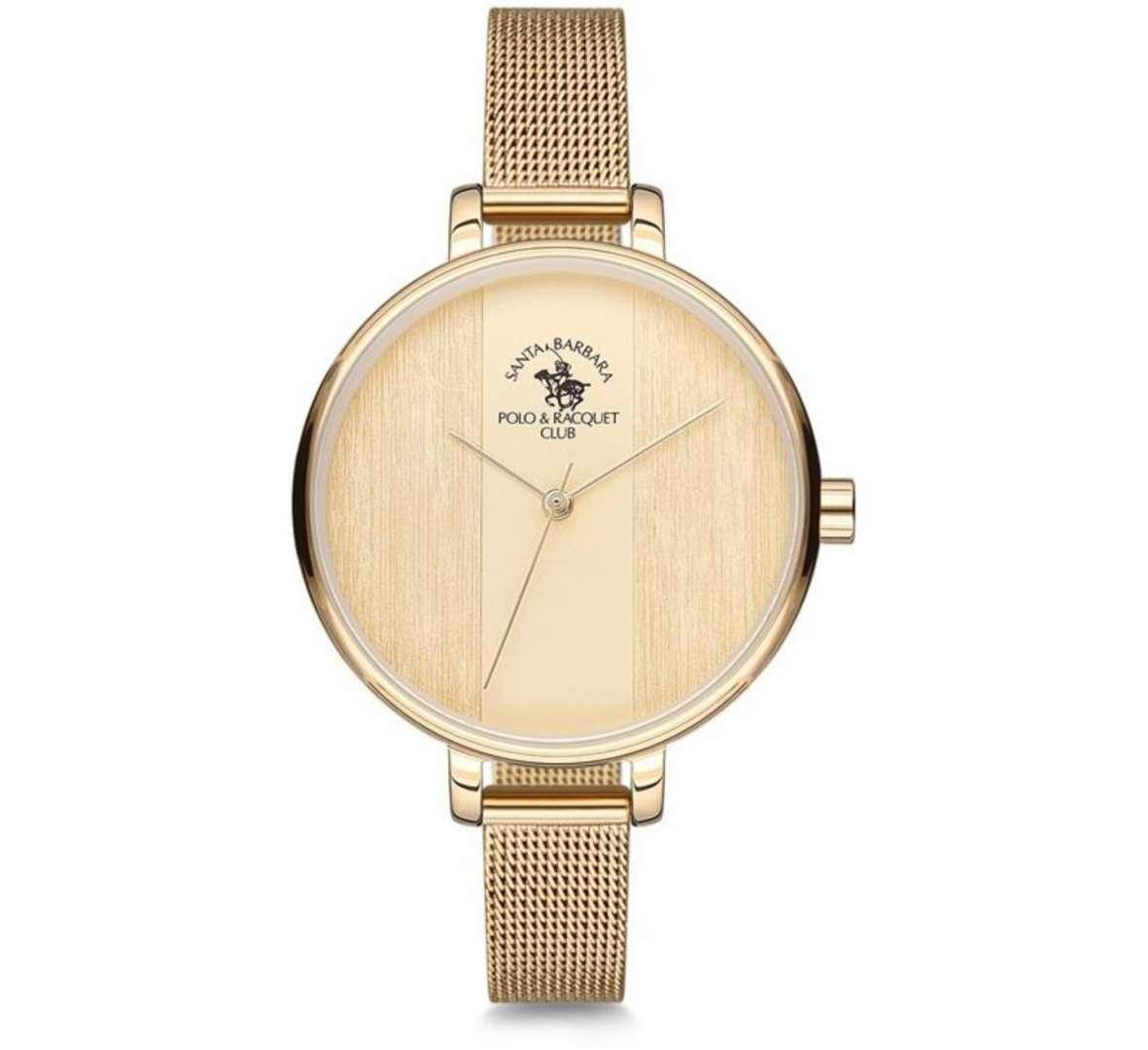 שעון יד אנלוגי santa barbara polo sb.6.1116.4 סנטה ברברה פולו קלאב