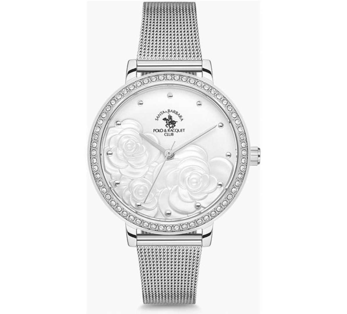 שעון יד אנלוגי santa barbara polo sb.6.1119.1 סנטה ברברה פולו קלאב