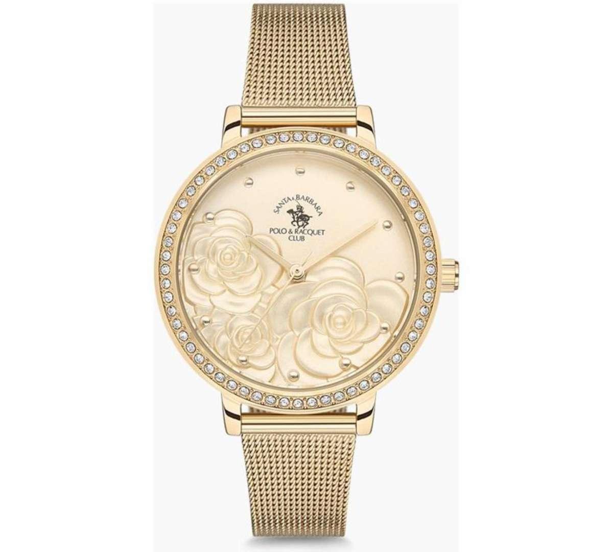 שעון יד אנלוגי santa barbara polo sb.6.1119.4 סנטה ברברה פולו קלאב
