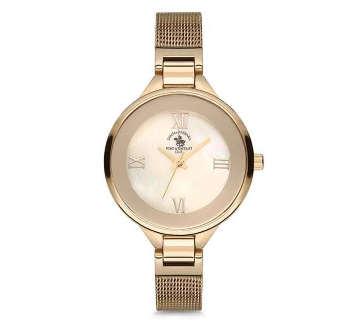 שעון יד אנלוגי santa barbara polo sb.3.1141.5 סנטה ברברה פולו קלאב