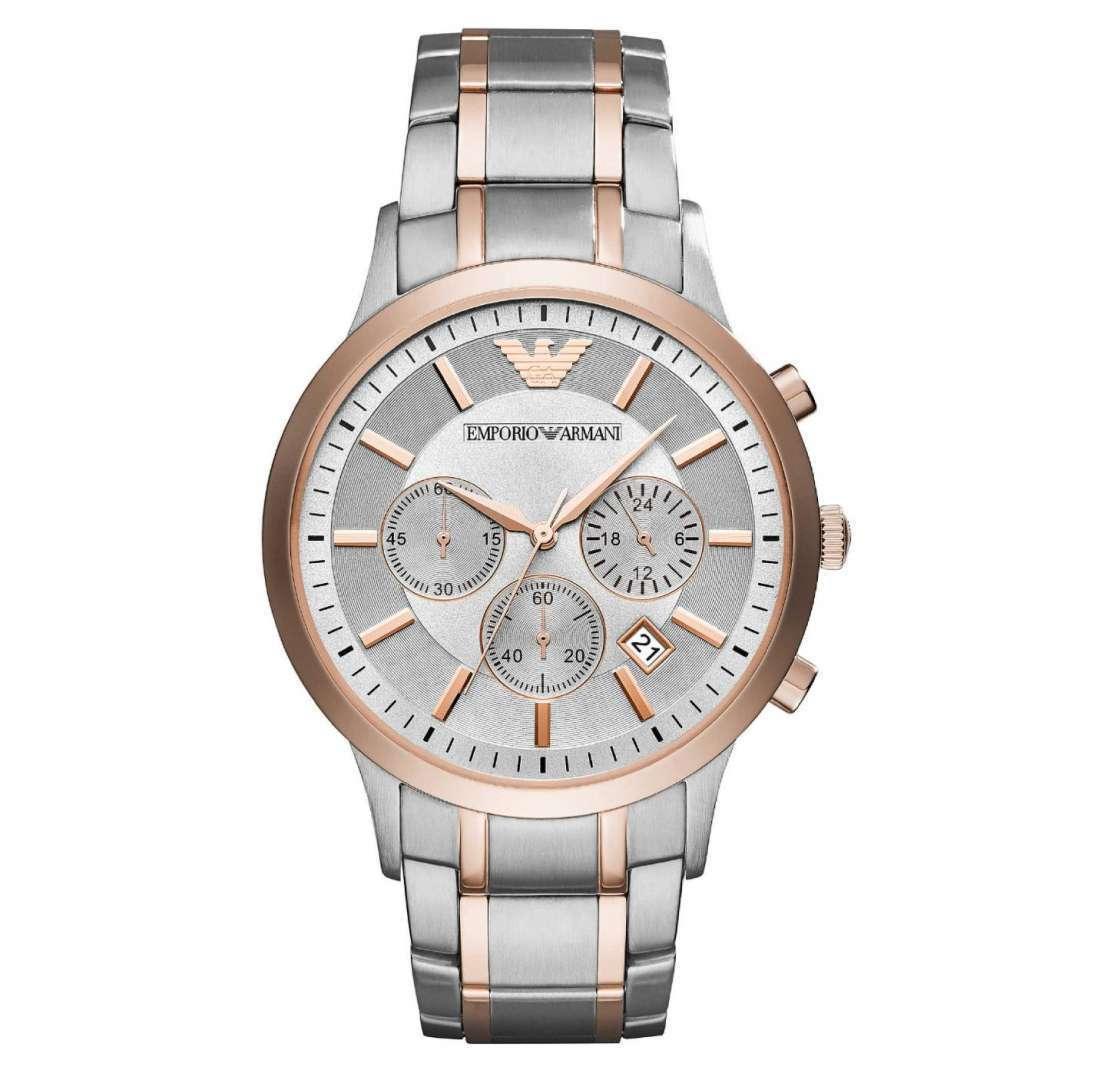 שעון יד אנלוגי לגבר emporio armani ar11077 אמפוריו ארמני