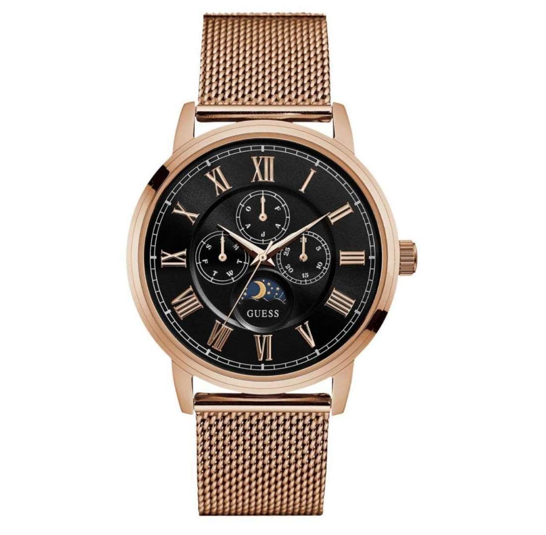 שעון יד אנלוגי דגם: guess W0871G5 גס