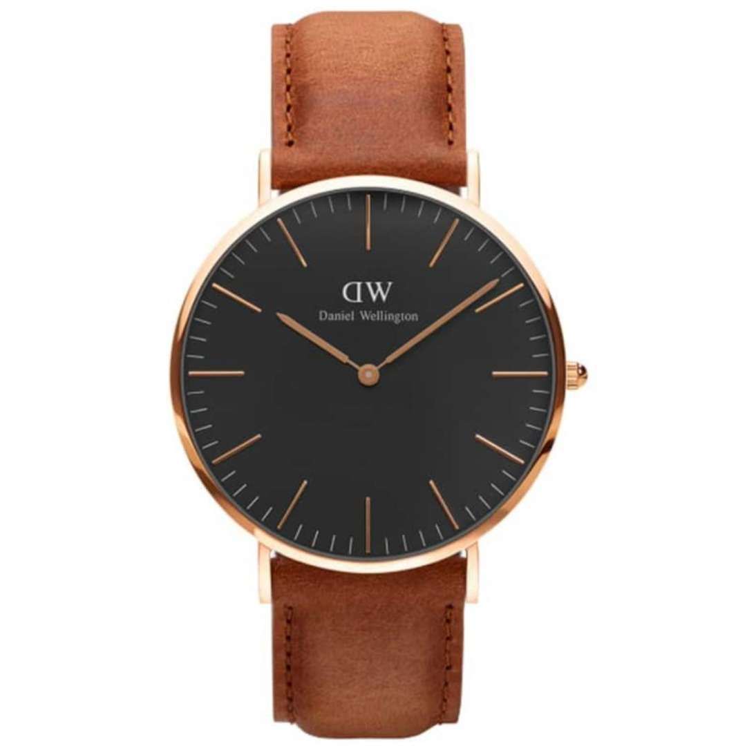 שעון יד אנלוגי daniel wellington dw00100126 דניאל וולינגטון