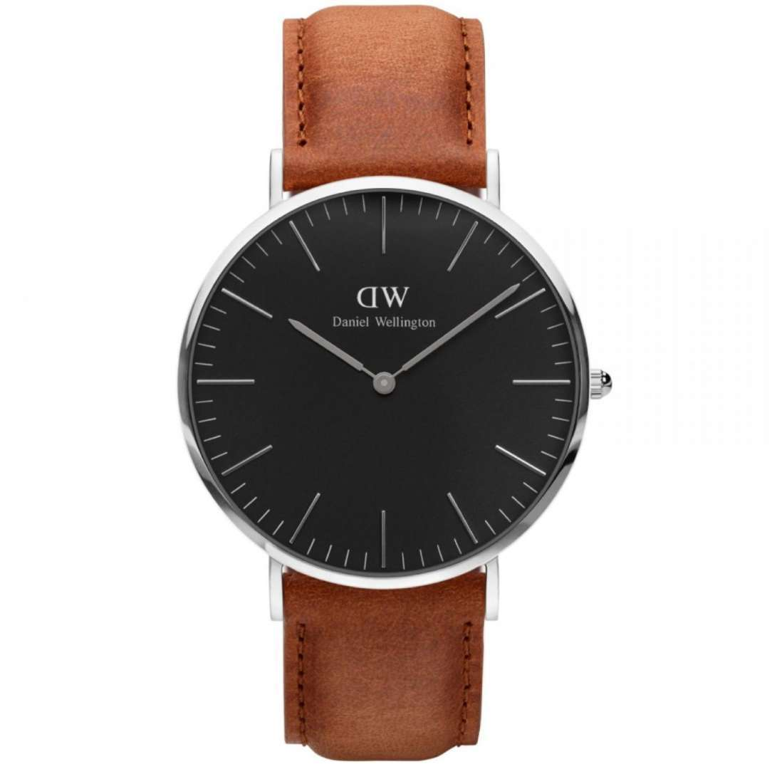 שעון יד אנלוגי daniel wellington dw00100132 דניאל וולינגטון