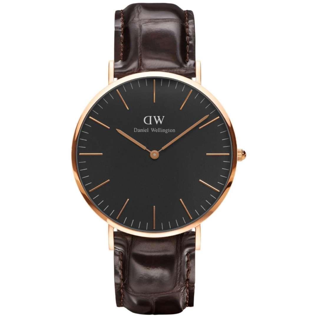 שעון יד אנלוגי daniel wellington dw00100128 דניאל וולינגטון