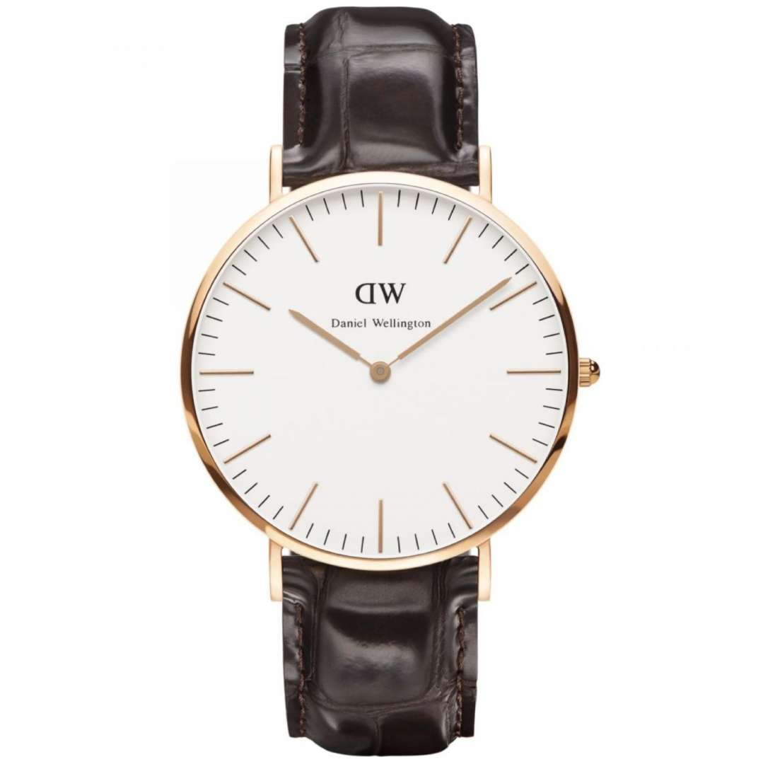 שעון יד אנלוגי daniel wellington 0111dw דניאל וולינגטון