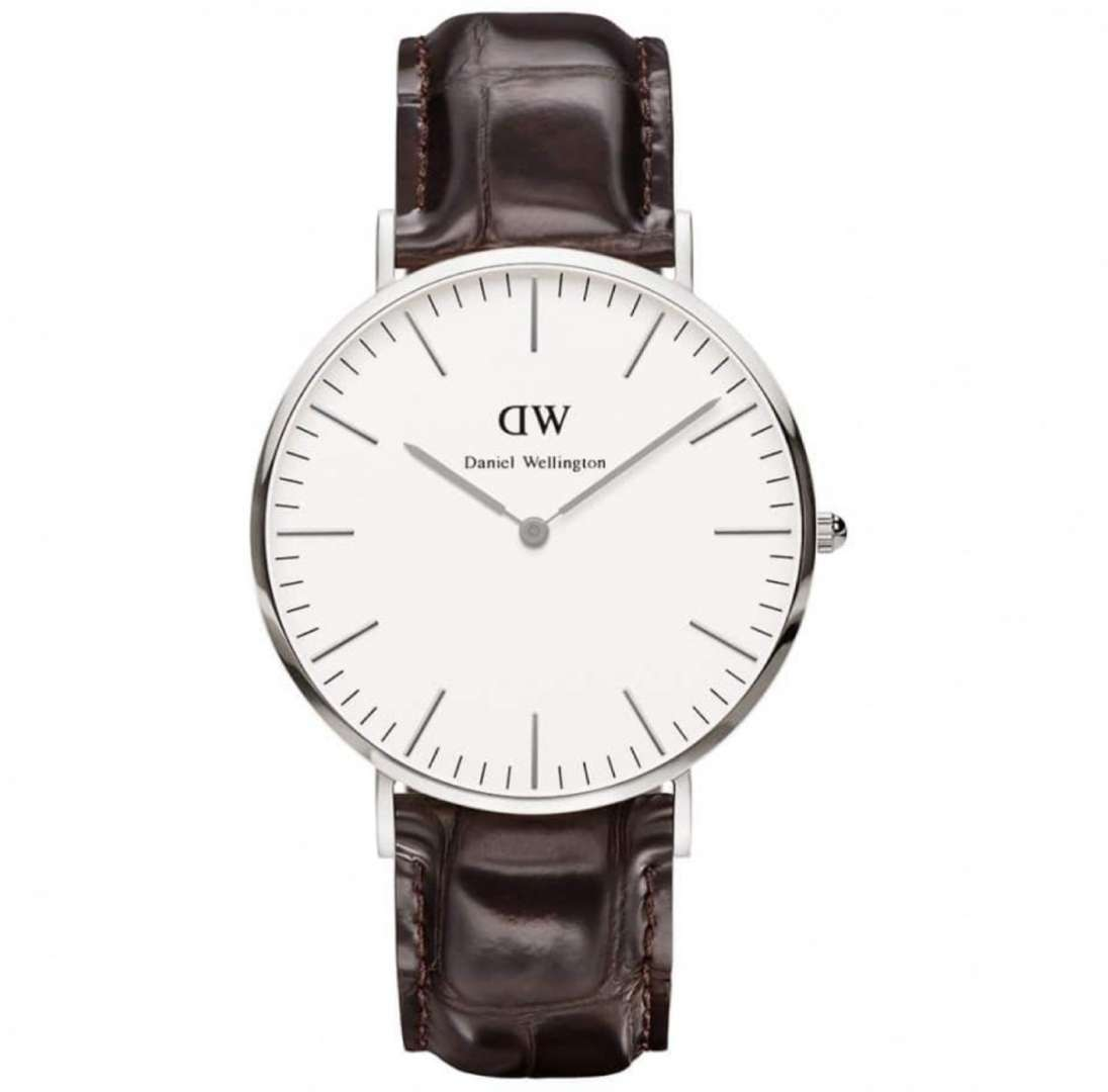 שעון יד אנלוגי daniel wellington dw00100025 דניאל וולינגטון