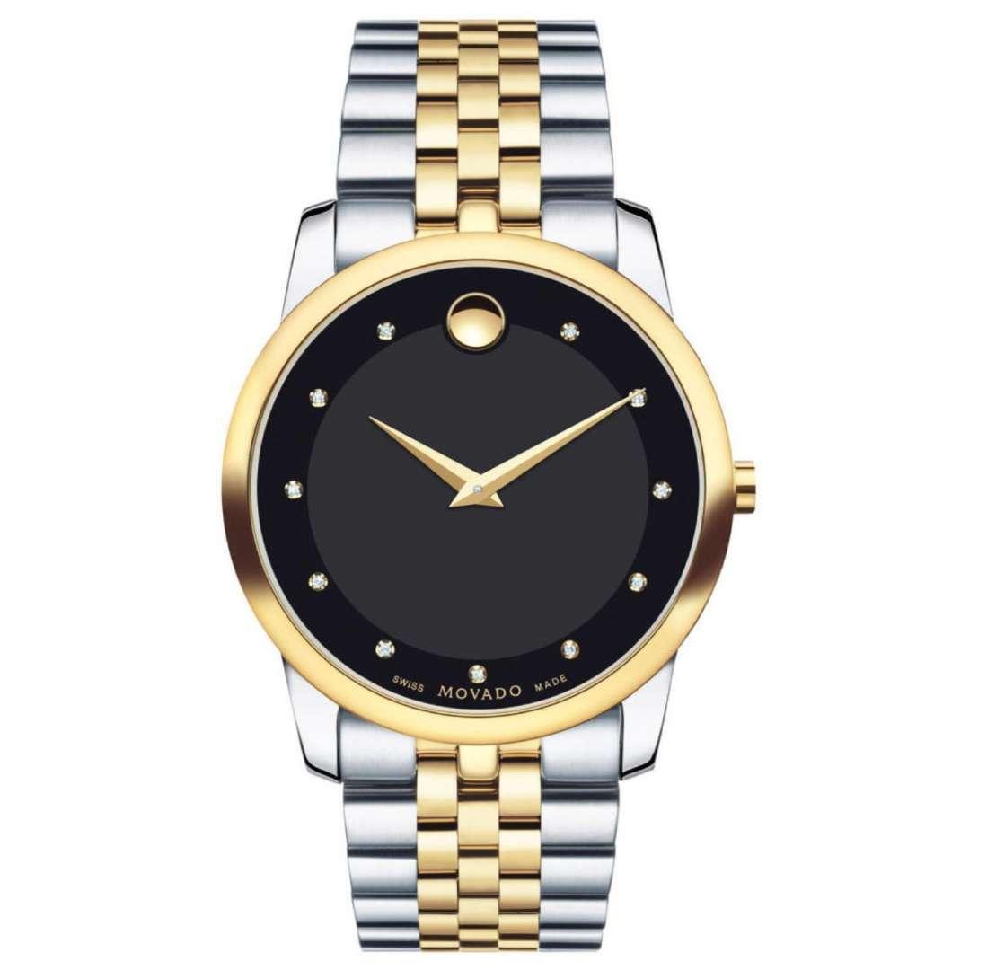 שעון יד אנלוגי 0606879 Movad מובאדו