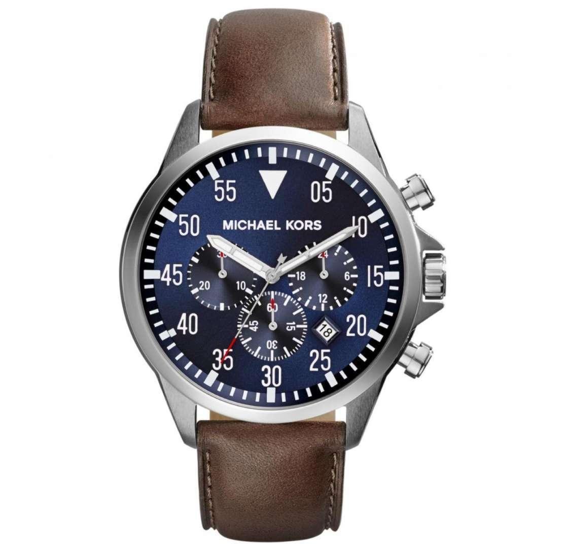 שעון יד אנלוגי לגבר michael kors mk8362 מייקל קורס