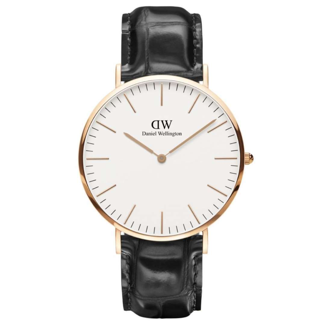 שעון יד אנלוגי daniel wellington 0114dw דניאל וולינגטון