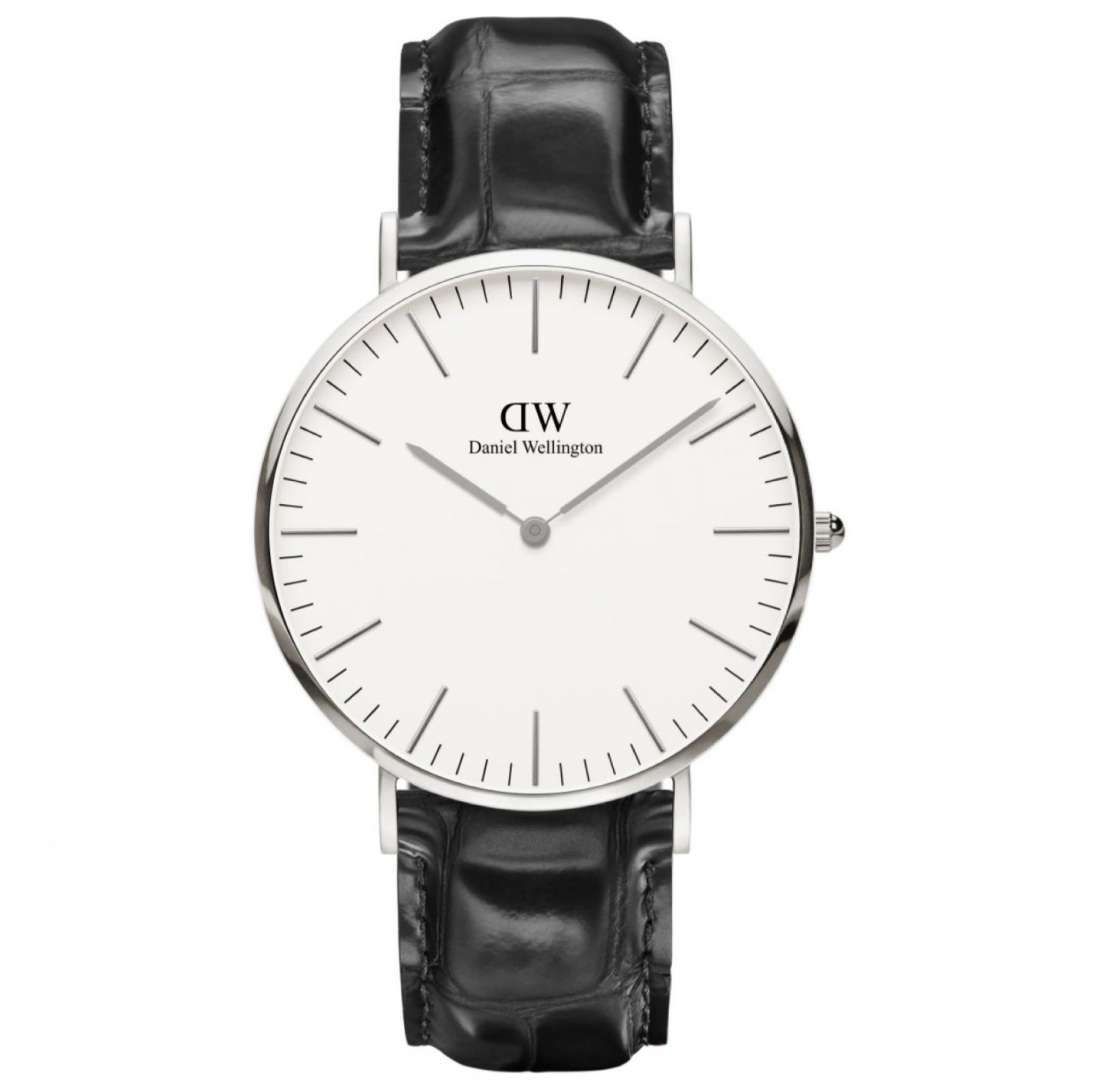 שעון יד אנלוגי daniel wellington 0214dw דניאל וולינגטון