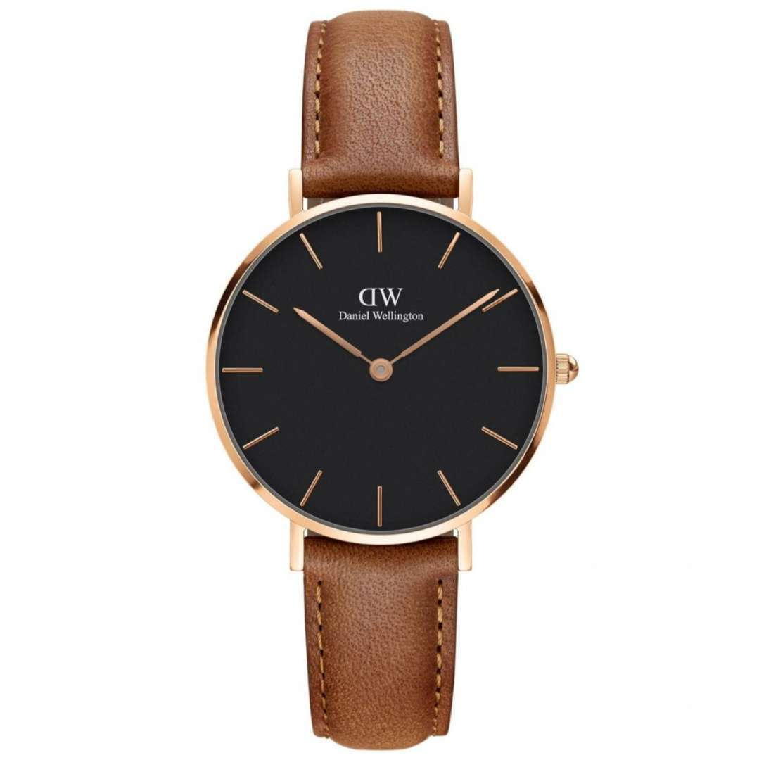 שעון יד אנלוגי daniel wellington dw00100166 דניאל וולינגטון
