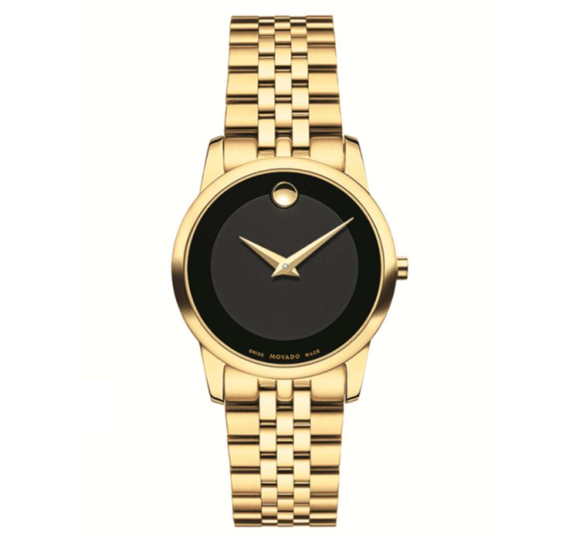 שעון יד אנלוגי 0607005 Movado מובאדו
