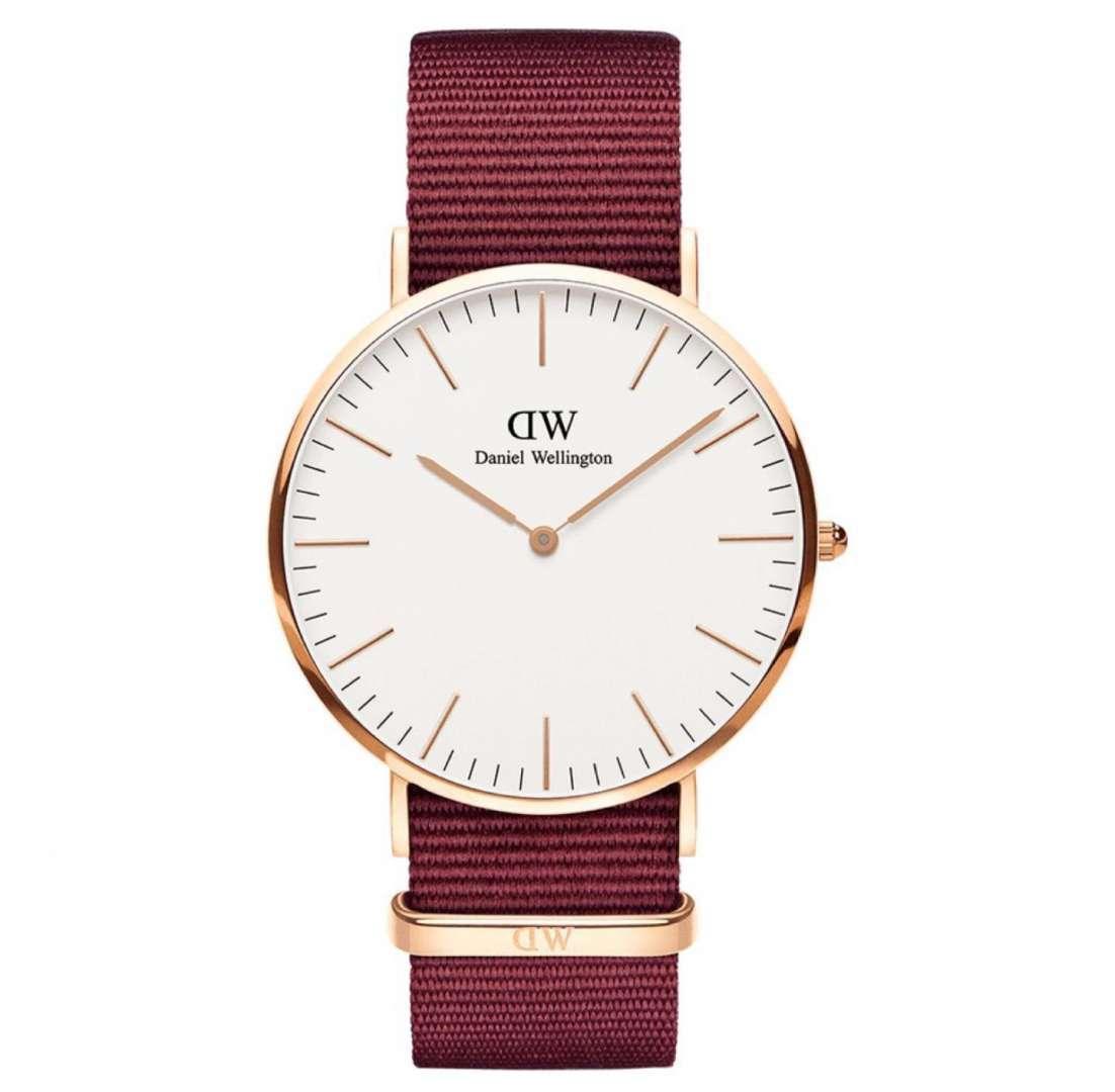 שעון יד אנלוגי daniel wellington dw00100267 דניאל וולינגטון