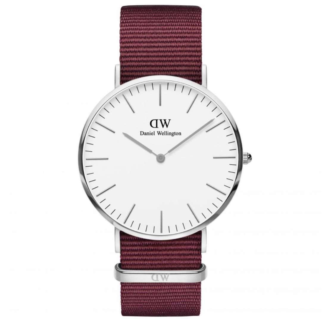 שעון יד אנלוגי daniel wellington dw00100268 דניאל וולינגטון