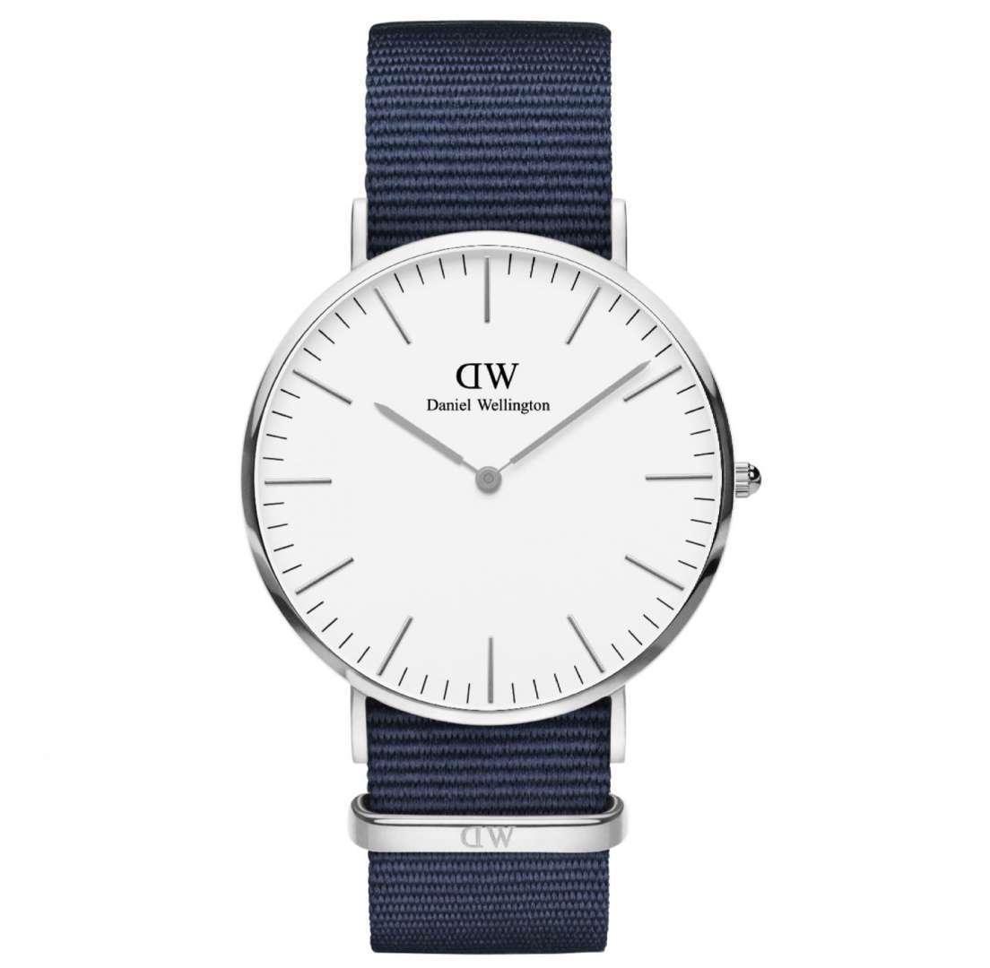 שעון יד אנלוגי daniel wellington dw00100276 דניאל וולינגטון