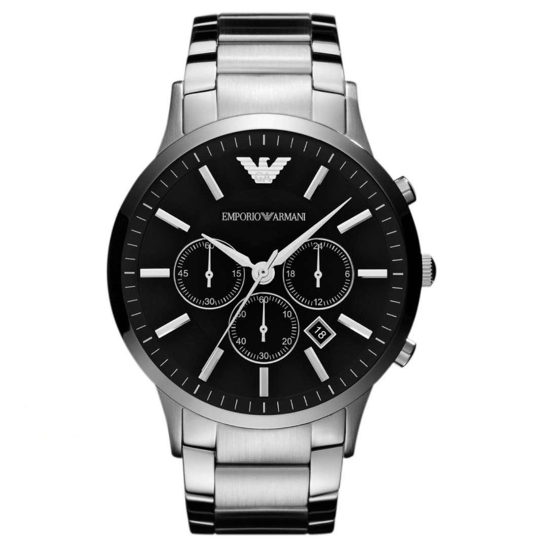 שעון יד אנלוגי לגבר emporio armani ar2460 אמפוריו ארמני