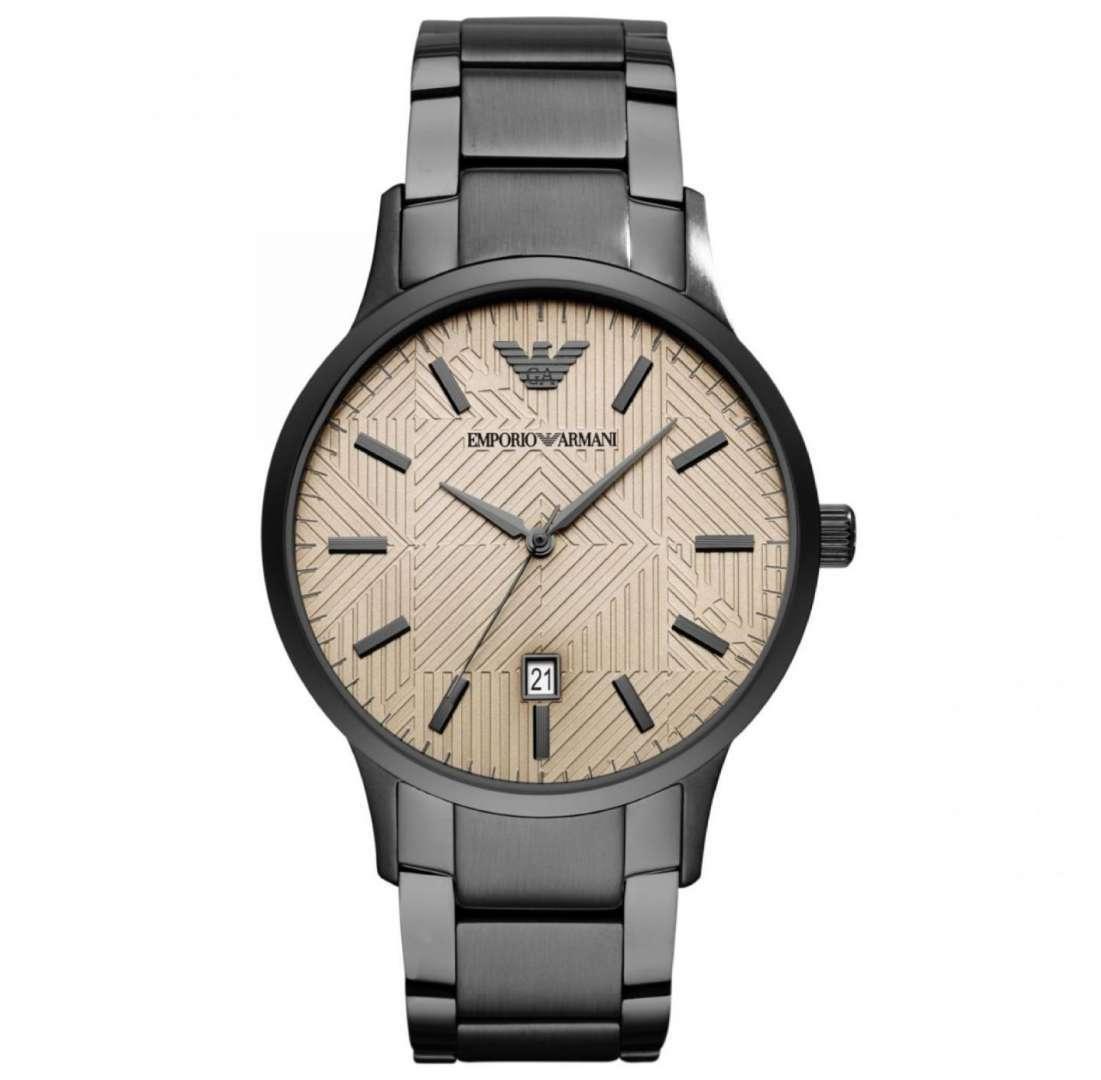 שעון יד אנלוגי לגבר emporio armani ar11120 אמפוריו ארמני