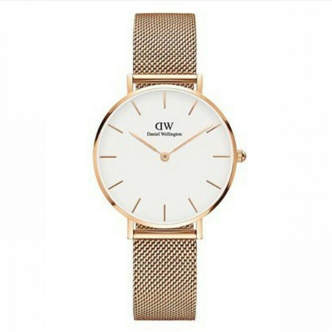 שעון יד אנלוגי לאישה daniel wellington dw00100163 דניאל וולינגטון