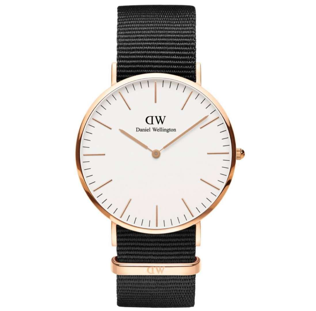 שעון יד אנלוגי daniel wellington dw00100257 דניאל וולינגטון