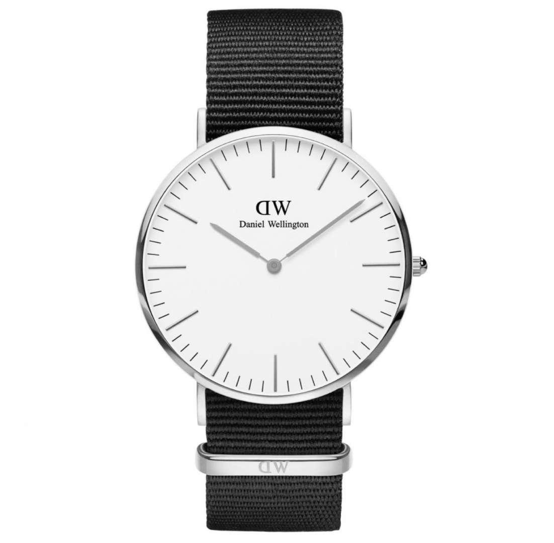 שעון יד אנלוגי daniel wellington dw00100258 דניאל וולינגטון