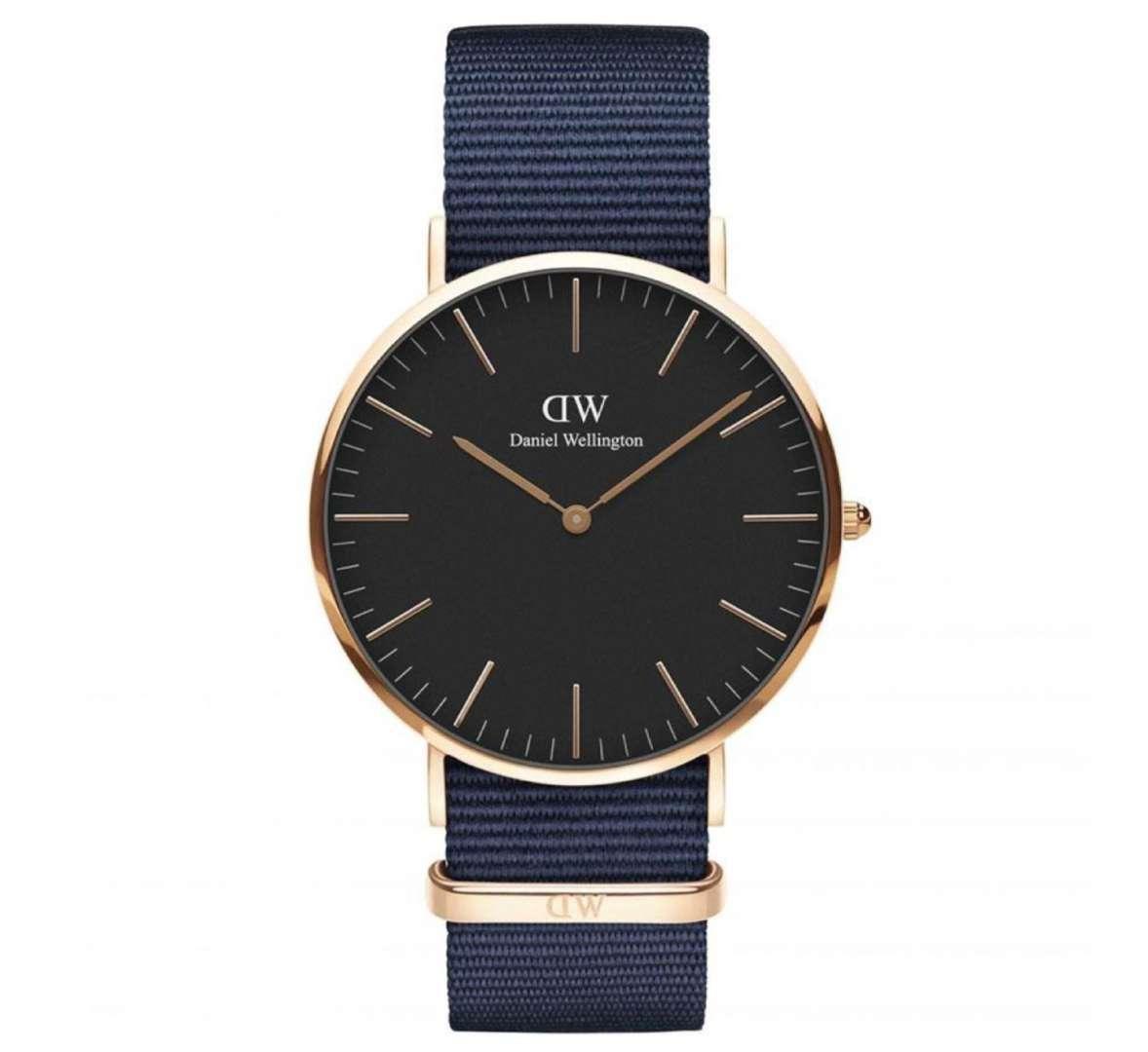 שעון יד אנלוגי daniel wellington dw00100277 דניאל וולינגטון