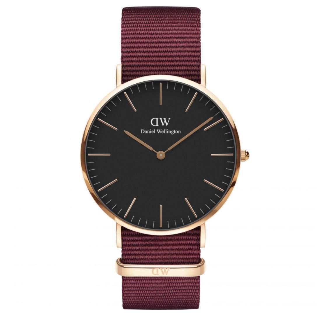 שעון יד אנלוגי daniel wellington dw00100269 דניאל וולינגטון