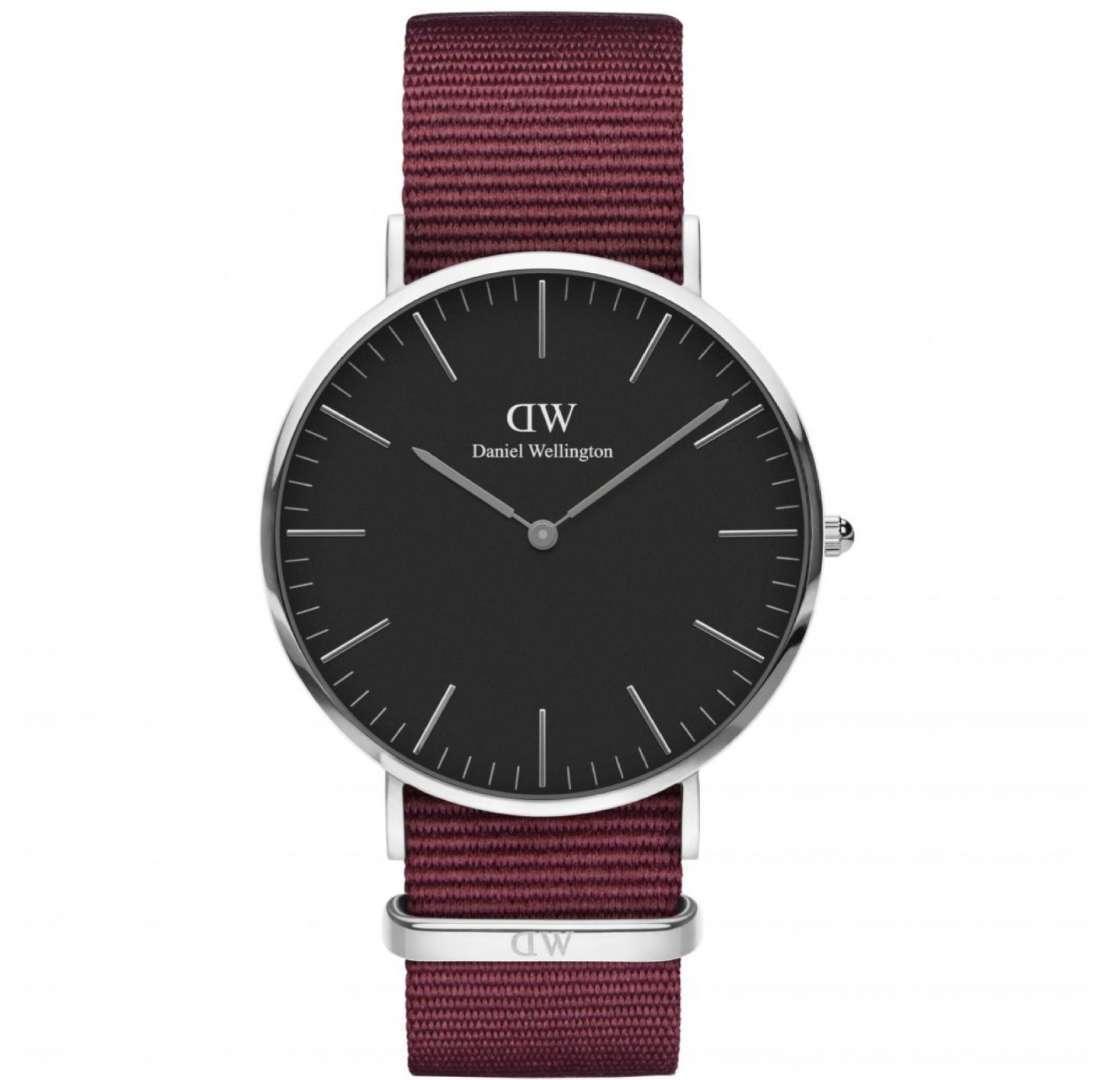 שעון יד אנלוגי daniel wellington dw00100270 דניאל וולינגטון