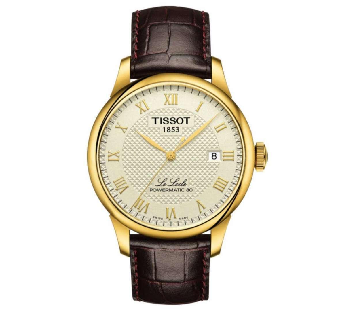 שעון יד אנלוגי tissot t006.407.36.263.00 טיסו