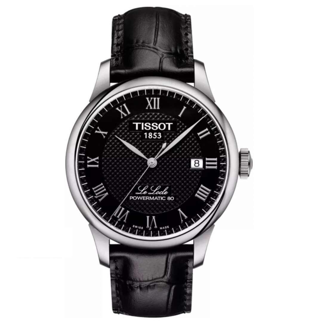 שעון יד אנלוגי tissot t006.407.16.053.00 טיסו