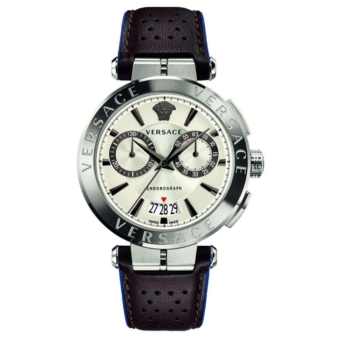 שעון יד אנלוגי versace vbr010017 ורסצ'ה